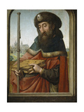 Saint James the Elder as Pilgrim