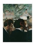 Orchestra Musicians Giclée par Edgar Degas