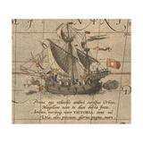 The Victoria  a Spanish Carrack  Ship of Ferdinand MagellanS Armada De Molucca