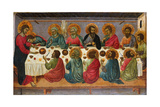 The Last Supper  1310-1315