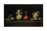 Still Life with Four Vessels