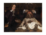 The Anatomy Lesson of Dr Jan Deijman  1656