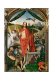 Triptych of the Resurrection