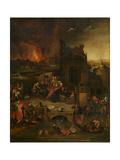 The Temptation of Saint Anthony  16th Century