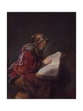 Anna the Prophetess  1631