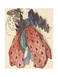 Costume Design for the Ballet La Légende De Joseph