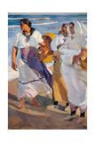 Fisherwomen from Valencia