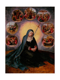 The Virgin of the Seven Sorrows