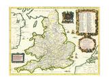 Britannia Atlas  1675
