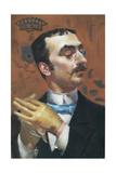 Portrait of Henri De Toulouse-Lautrec