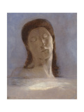 Closed Eyes  1890