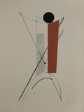 Proun Giclée par El Lissitzky