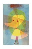 Small Garden Ghost Giclée par Paul Klee
