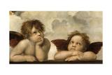 The Sistine Madonna (Detail)