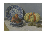 Still-Life with Melon