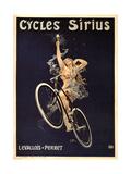 Cycles Sirius  1899