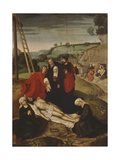 The Lamentation over Christ