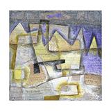 Côte rocheuse Giclée par Paul Klee