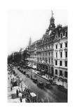 The La Prensa Building  Avenida De Mayo  Buenos Aires  Argentina  Early 20th Century