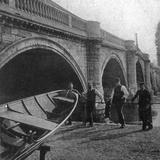 Richmond Bridge  London  Early 20th Century
