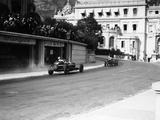 Alfa Romeo  Monaco Grand Prix  1934