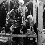 Shawl Weavers  Kashmir  India  C1900s