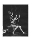 Ida Rubinstein in the Ballet Le Martyre De Saint Sébastien  1911-1912