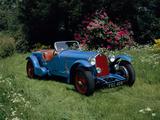 A 1933 Alfa Romeo 8C 2300