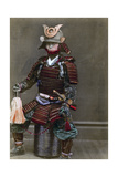 A Samurai in Armour  Japan  1882