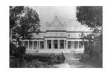 Botanical Gardens  Brindaba  India  1917