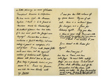 Letter from Charles Lamb to John Clare  31st August 1822