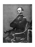 William Tecumseh Sherman  American Soldier  1869