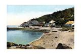 Babbacombe Bay  Torquay  Devon  20th Century