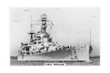 Battlecruiser HMS Repulse  1937