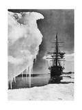 The Terra Nova, 1911 Giclée par Herbert Ponting