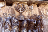 Roman Troops Carrying Away the Menorah from the Temple at Jerusalem