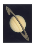 The Planet Saturn  1980