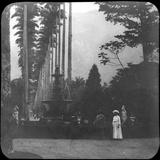 Fountain of the Muses  Rio De Janeiro Botanical Garden  Brazil  Late 19th or Early 20th Century