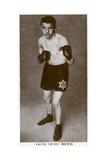 Jack 'Kid' Berg  English Boxer  1938