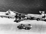 A Crash at the Monaco Grand Prix  1957