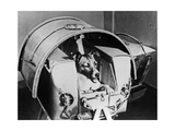 Laika  Russian Cosmonaut Dog  1957