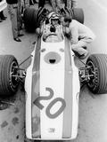 John Surtees in Honda V12  Belgian Grand Prix  1968