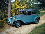 A 1934 Lancia Augusta