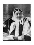 Florence Nightingale (1820-191)  C1900s