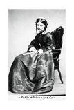 Florence Nightingale (1820-191)  1854