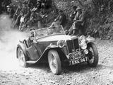 1938 Mg Ta Midget  (C1938)