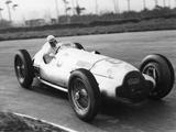 Dick Seaman's Mercedes  Donington Grand Prix  1938