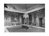The State Dining-Room at the White House  Washington Dc  USA  1908