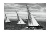 Six Metre R Class Sailing  Berlin Olympics  1936