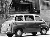 1963 Fiat 600 Multipla  (C1963)